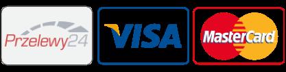przelewy 24 visa mastercard