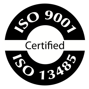 Certyfikaty ISO LabHome