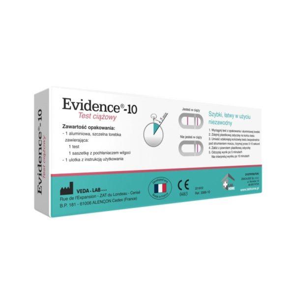 ultraczuły test ciążowy labhome