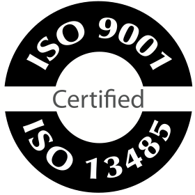 Certyfikat ISO13485