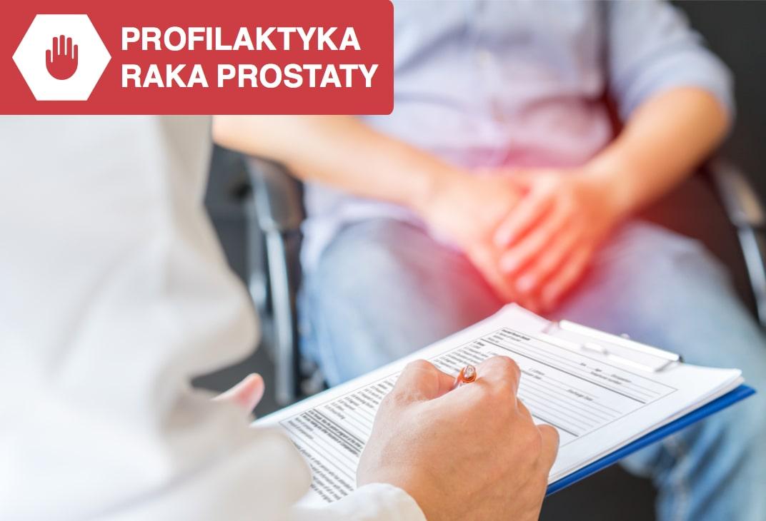 test na raka prostaty