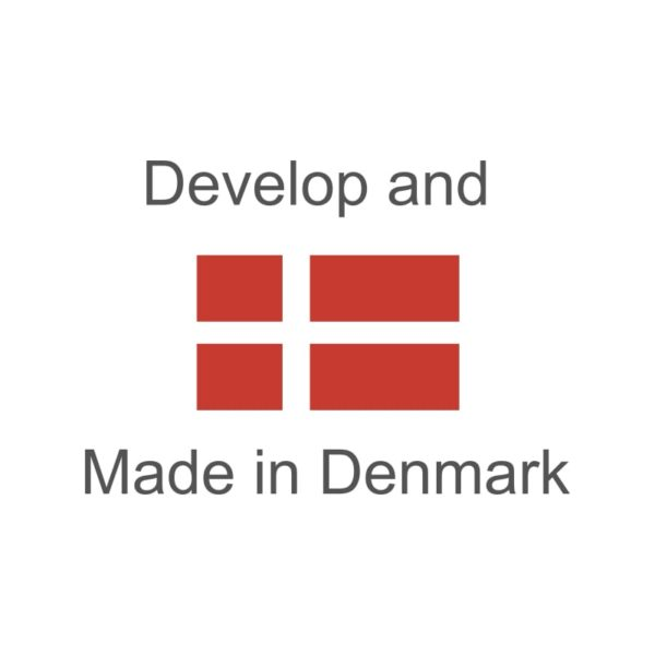 SwimCount made in Denmark