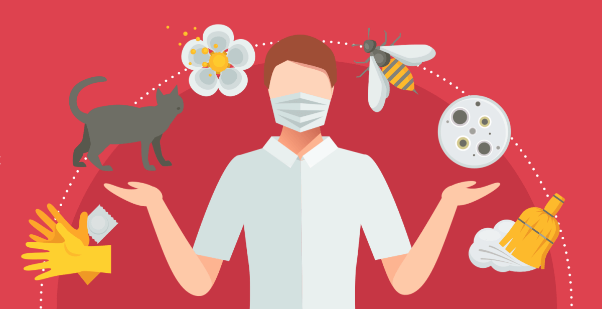 badanie alergenów