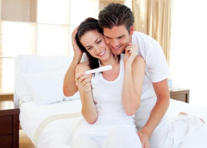 ultraczuły test ciążowy