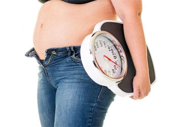 otyłość objaw niedoczynności tarczycy