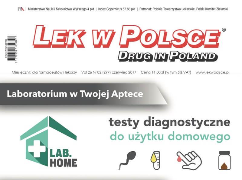 okładka lek w Polsce