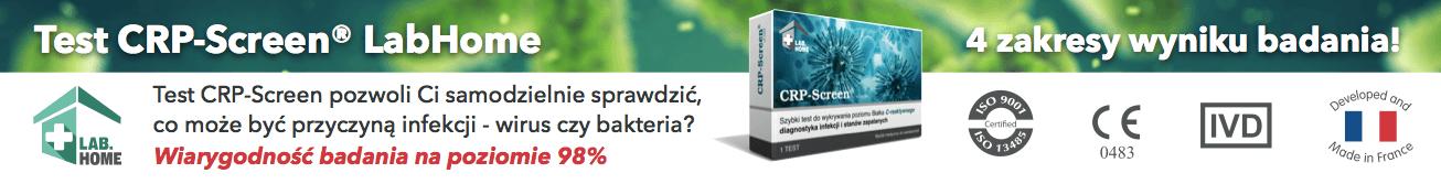 banner CRP-Screen Lek w Polsce
