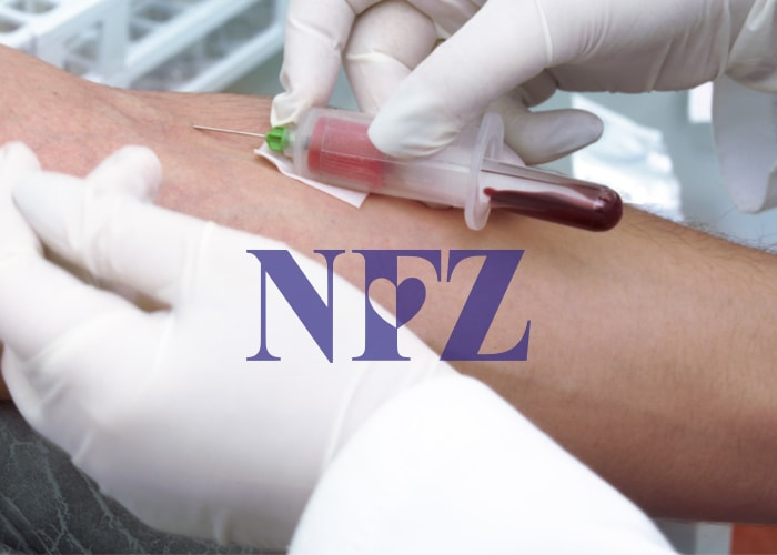 badania refundowane przez NFZ