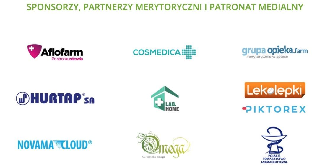 Farmaceuci dla pacjentów partnerzy merytoryczni
