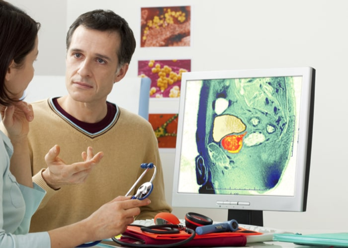 choroby prostaty