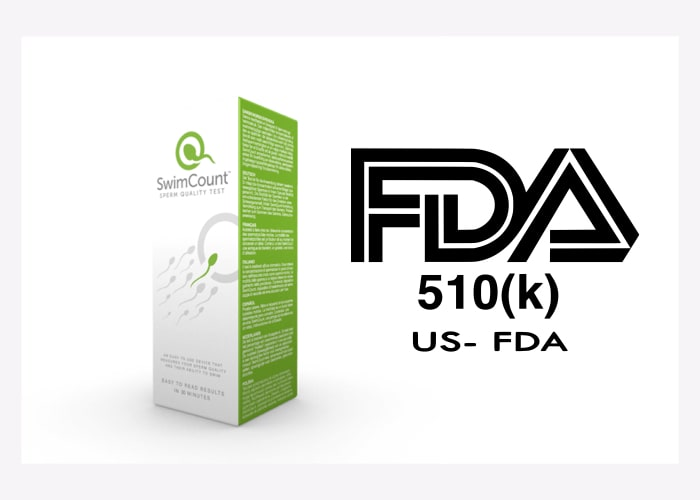 Test SwimCount FDA 510(k) Clearance