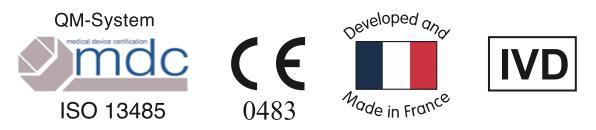LabHome CE symbol & quality